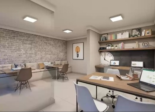Sala de estudo - Fachada - Plano&Vila Carmosina - 589 - 3