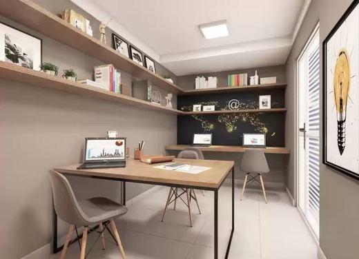 Home office - Fachada - Plano&Penha - Manuel Leiroz III - 588 - 12