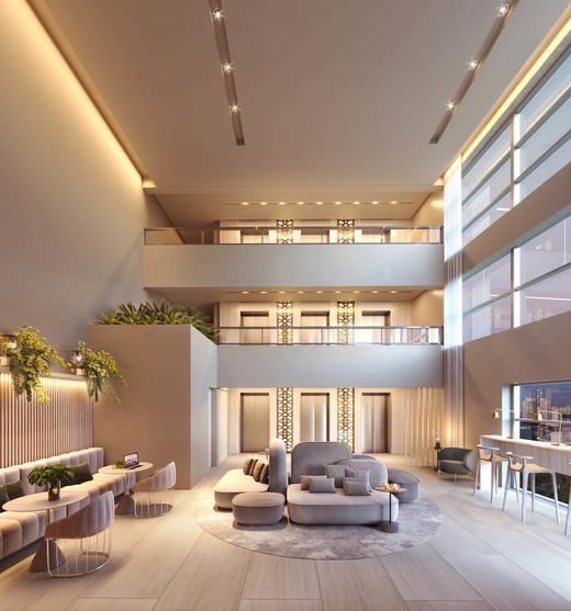 Share working 11o pav - Fachada - Zahle Jardins Residencial - 591 - 16