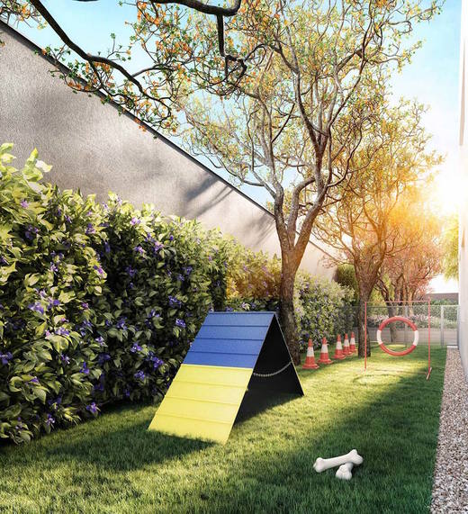Pet place - Fachada - Zahle Jardins Residencial - 591 - 25