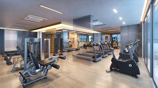 Fitness - Fachada - GIO Campo Belo - 594 - 16