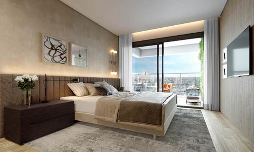 Suite master - Fachada - GIO Campo Belo - 594 - 11