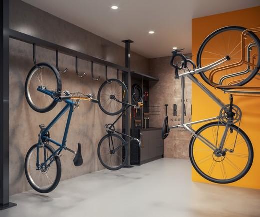 Bicicletario - Fachada - Op Art Ibirapuera - 595 - 11