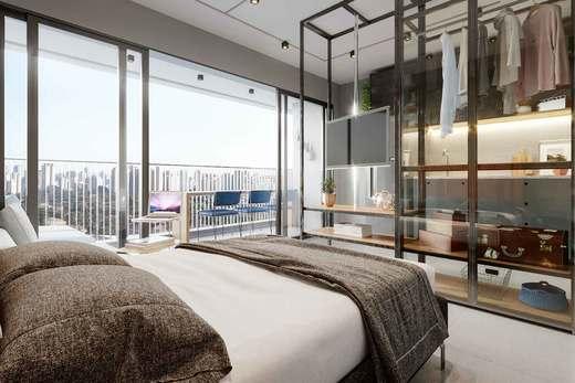 Dormitorio - Fachada - Sou Perdizes by You - 596 - 6