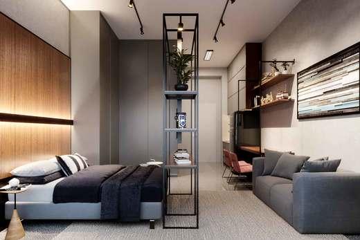 Dormitorio - Fachada - Sou Perdizes by You - 596 - 7