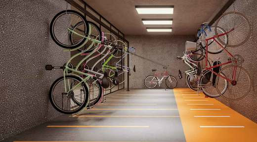 Bicicletario - Fachada - Sou Perdizes by You - 596 - 12