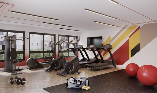 Fitness - Fachada - Stories Residence - 1 - 7
