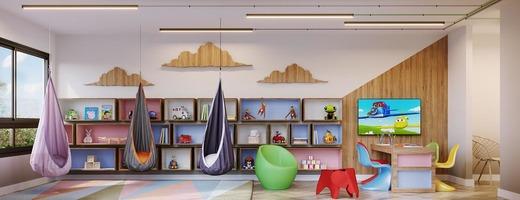 Espaco kids - Fachada - Stories Residence - 1 - 11