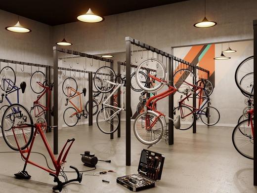 Bicicletario - Fachada - Stories Residence - 1 - 13