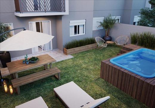 Espaco garden externo - Fachada - Stories Residence - 1 - 17