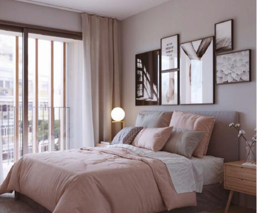Dormitorio - Fachada - Essência - 107 - 6