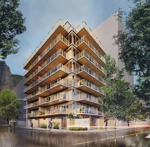 Fachada - Apartamento 4 quartos à venda Lagoa, Rio de Janeiro - R$ 6.200.000 - II-4932-26312 - 1