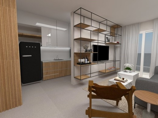 Cozinha - Apartamento 3 quartos à venda Botafogo, Rio de Janeiro - R$ 1.516.900 - II-4933-12350 - 8