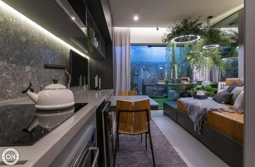 Cozinha - Fachada - ON Lorena - 597 - 9