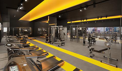 Fitness - Fachada - Raízes Vila Prudente - 598 - 4