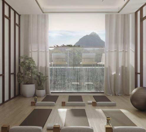 Espaco yoga - Apartamento 3 quartos à venda Botafogo, Rio de Janeiro - R$ 1.516.900 - II-4933-12350 - 17