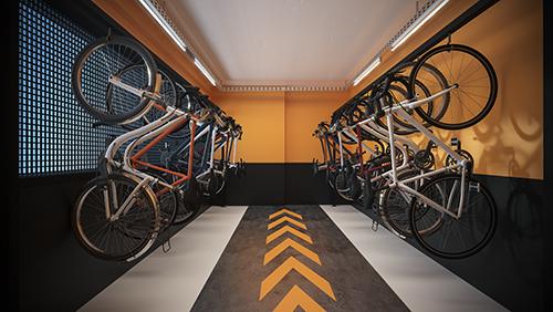 Bicicletario - Fachada - Raízes Vila Prudente - 598 - 10