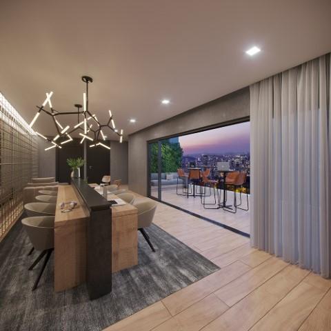 Lazer rooftop - Fachada - Haus Mitre Pinheiros - 170 - 9