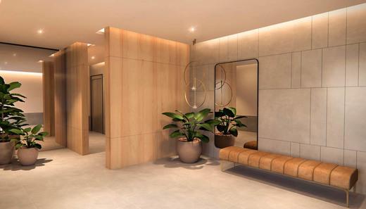 Hall social - Fachada - TEG Sacomã - 599 - 5