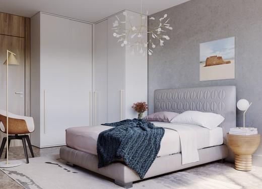 Dormitorio - Fachada - Contemporâneo Gávea - 8 - 6