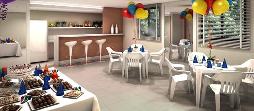 Salao de festas - Fachada - Bliss Zona Norte - 3 - 7