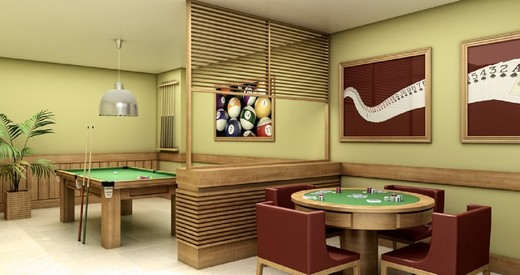 Salao de jogos - Fachada - Be Happy Freguesia Clube Condomínio - 9 - 4