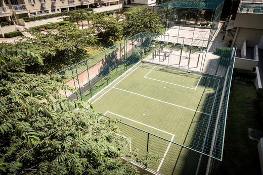 Quadra - Fachada - Be Happy Freguesia Clube Condomínio - 9 - 18