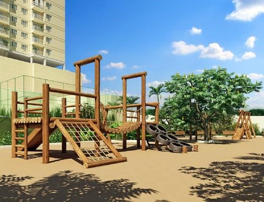 Playground - Fachada - Be Happy Freguesia Clube Condomínio - 9 - 25