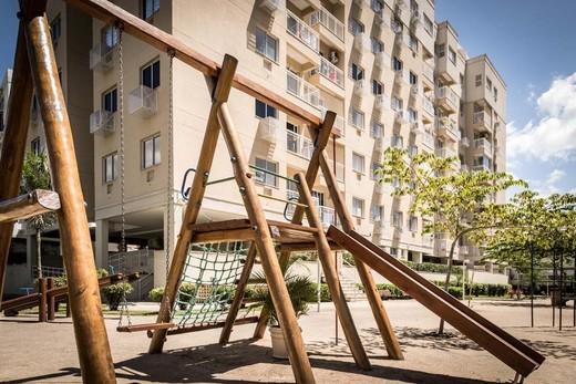 Playground - Fachada - Be Happy Freguesia Clube Condomínio - 9 - 26