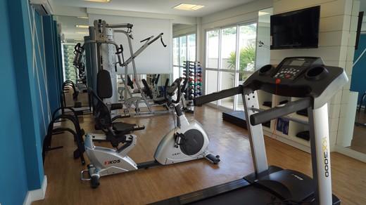 Fitness - Apartamento 2 quartos à venda Vila Isabel, Rio de Janeiro - R$ 470.000 - II-4990-12473 - 16
