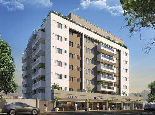 Fachada - Apartamento 2 quartos à venda Vila Isabel, Rio de Janeiro - R$ 470.000 - II-4990-12473 - 1