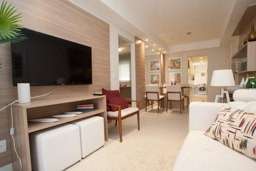 Living - Apartamento 2 quartos à venda Vila Isabel, Rio de Janeiro - R$ 470.000 - II-4990-12473 - 6