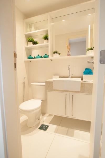 Banheiro - Apartamento 2 quartos à venda Vila Isabel, Rio de Janeiro - R$ 470.000 - II-4990-12473 - 14