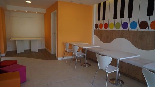 Salao de festas infantil - Apartamento 2 quartos à venda Vila Isabel, Rio de Janeiro - R$ 470.000 - II-4990-12473 - 18
