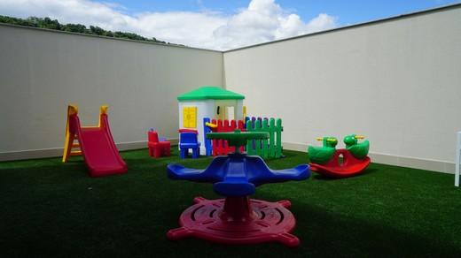 Playground - Apartamento 2 quartos à venda Vila Isabel, Rio de Janeiro - R$ 470.000 - II-4990-12473 - 20