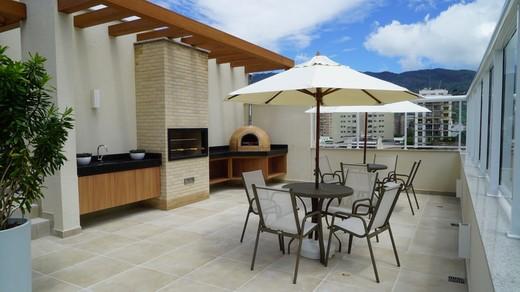 Churrasqueira - Apartamento 2 quartos à venda Vila Isabel, Rio de Janeiro - R$ 470.000 - II-4990-12473 - 19