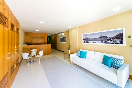 Portaria - Apartamento 2 quartos à venda Riachuelo, Rio de Janeiro - R$ 375.000 - II-4967-12439 - 3