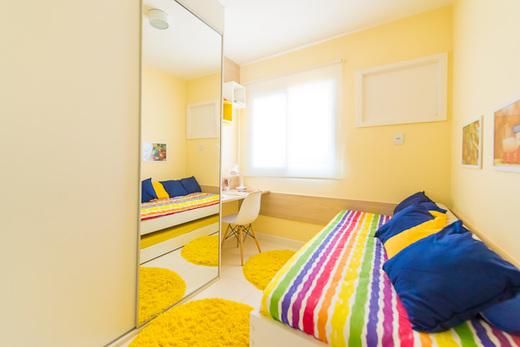 Dormitorio - Fachada - Fiore Residencial - 10 - 6