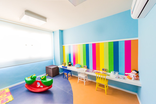 Espaco kids - Fachada - Fiore Residencial - 10 - 8