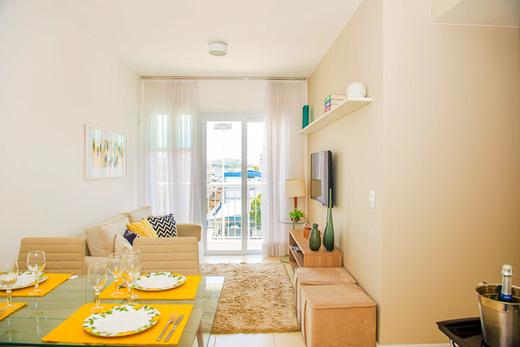 Living - Fachada - Fiore Residencial - 10 - 3