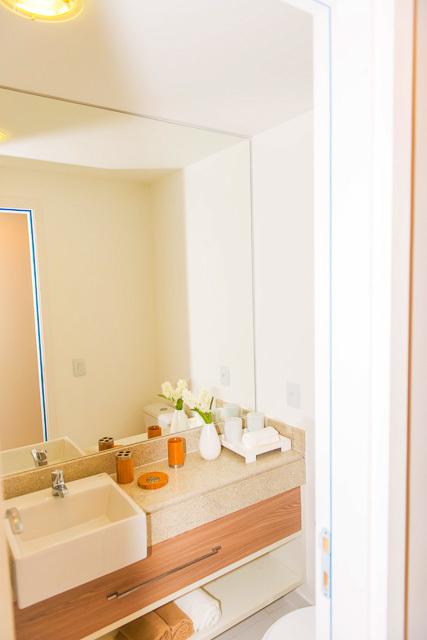 Banheiro - Fachada - Fiore Residencial - 10 - 5