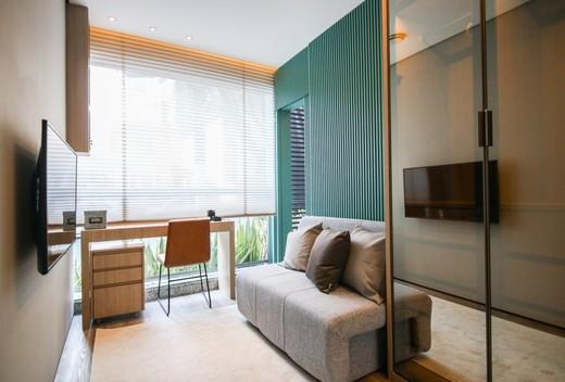 Dormitorio - Fachada - Inspire Ibirapuera - 172 - 17