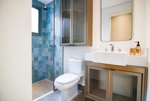 Banheiro - Fachada - Inspire Ibirapuera - 172 - 18