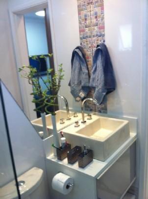 Banheiro - Fachada - Piemonte - 605 - 9