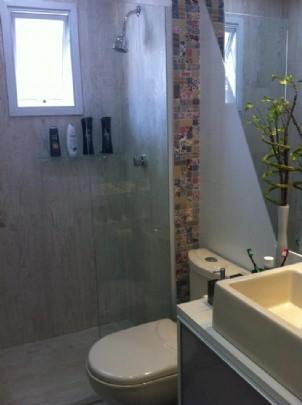 Banheiro - Fachada - Piemonte - 605 - 10