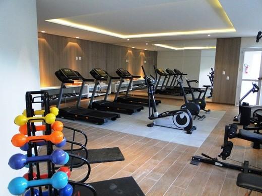 Fitness - Fachada - Wish Residence - 606 - 3