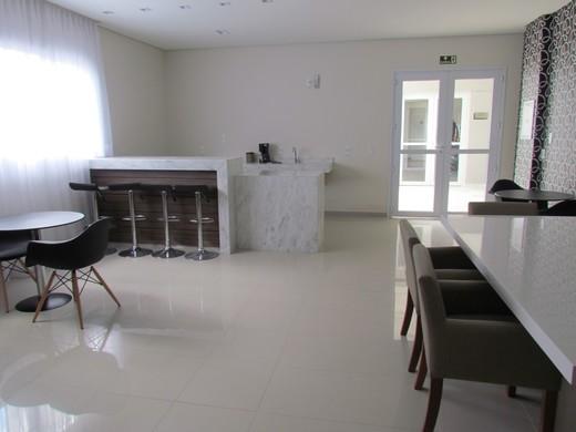 Salao de festas - Fachada - Wish Residence - 606 - 4
