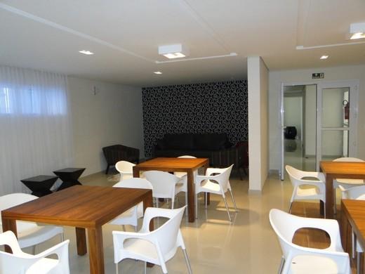 Salao de festas - Fachada - Wish Residence - 606 - 5