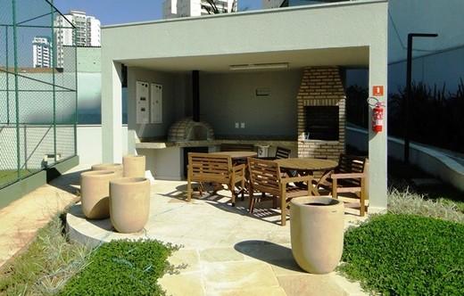 Churrasqueira - Fachada - Wish Residence - 606 - 6