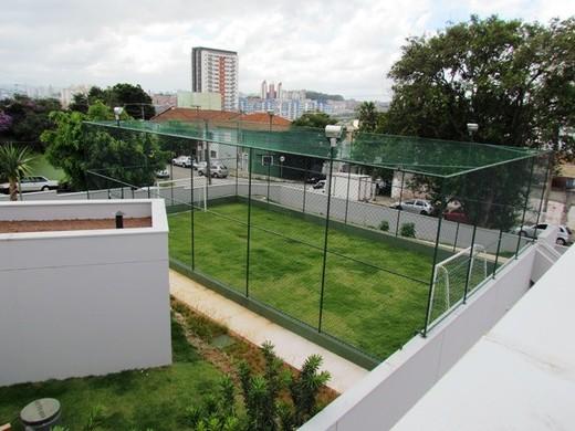 Quadra de esportes - Fachada - Wish Residence - 606 - 8